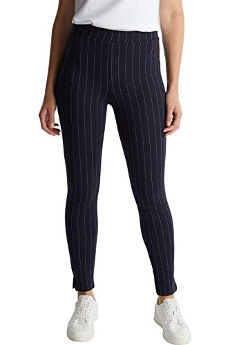 ESPRIT Damen 099EE1B010s Leggings, 400/NAVY, W(Herstellergröße: M)