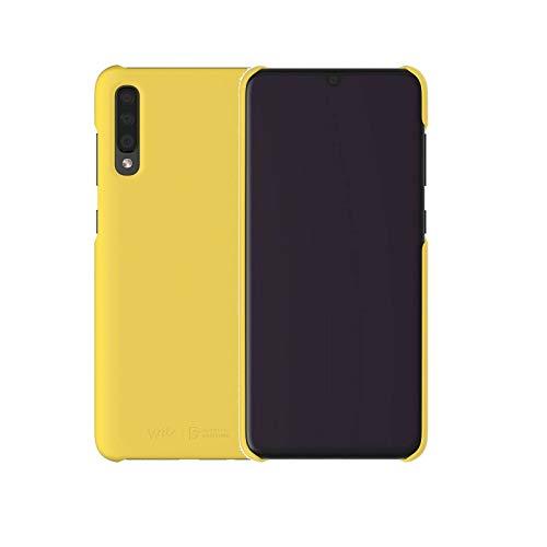 Samsung Galaxy A70 - Custodia rigida per Samsung Galaxy A70, colore: Giallo