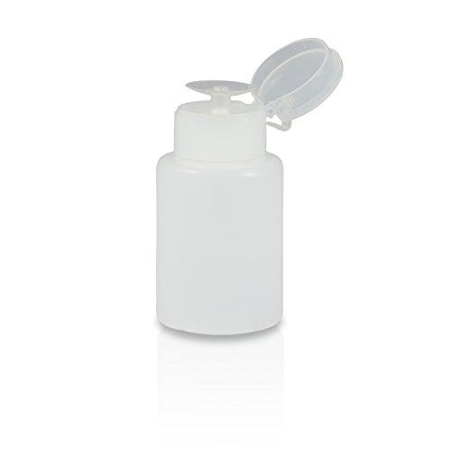 Nailsfactory Flacon doseur pour Blanc 150 ml