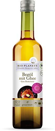 Bio Planete - Aceite para cocinar con ghee (6 x 500 ml)