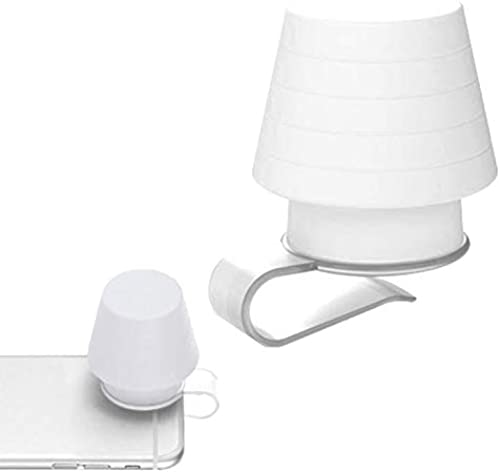 Kingdiscount 150 Stück COOL Cliplampe COOL für Smartphone