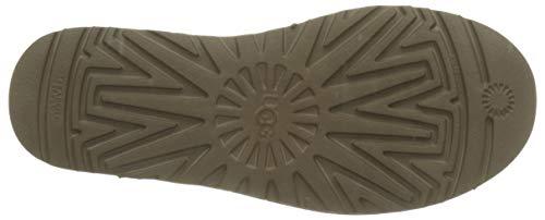 UGG® アグ アグ クラシックブーツ Mini Bailey Button II レディース CHESTNUT 25 cm