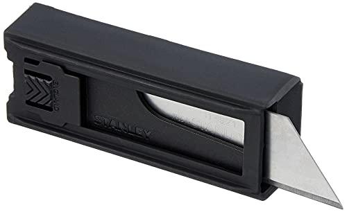 Stanley 2-11-921 Hojas trapezoidales 1992, sin Orificios, 10 Unidades en Distribuidor