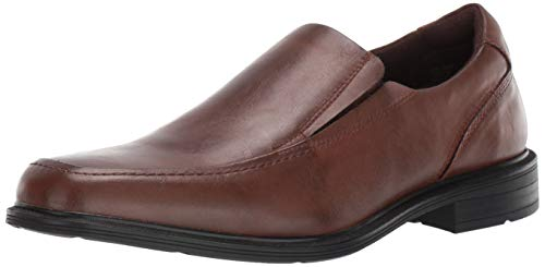 Amazon Essentials Men's Shoreham Loafer, Dark Brown, 11 B US