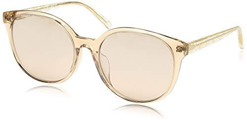 Max Mara Mm Twist I FS Gafas de sol, Multicolor (Nude), 56 para Mujer