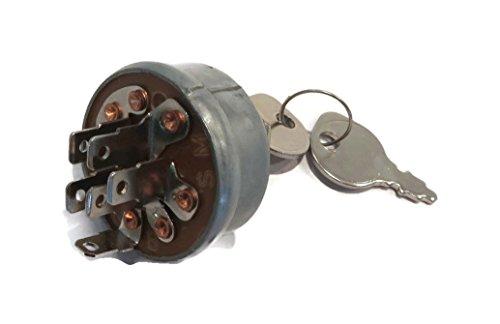 Neue Zündung Key Switch & Schlüssel für AYP Husqvarna 102972X 145499158913532158913von The ROP Shop