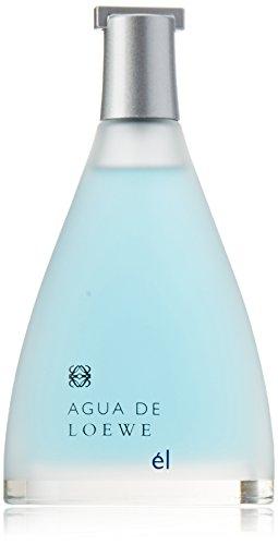 Loewe Agua De Loewe El Eau De Toilette Spray for Men, 5.1 Ounce