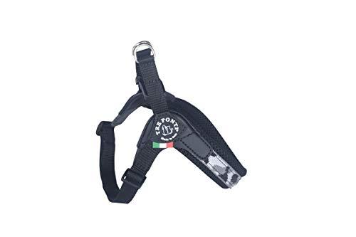 Tre Ponti Easy Fit Mesh Penny - Cierre de clic y cinturón ajustable para la cintura (1,5), diseño de camuflaje