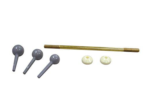 DANCO (88532) Universal Pop-Up Drain Ball Rod Assembly