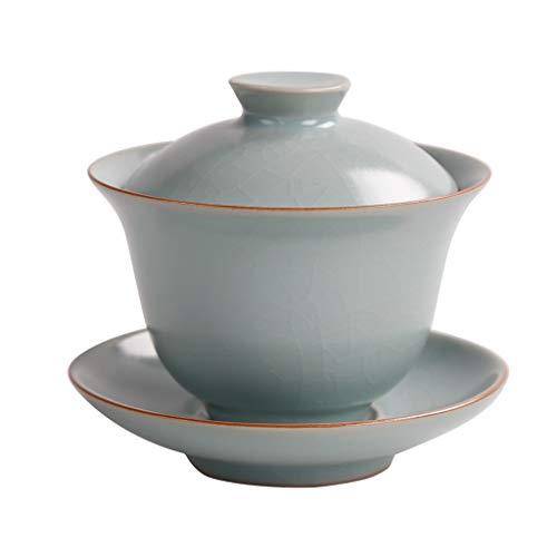 Tasses à thé Tasses, Mugs et soucoupes Kung Fu Couverture Coupe Bol Tasse À Café Tasse À La Main en Céramique Tasse À La Main Grès Personnalité Coupe