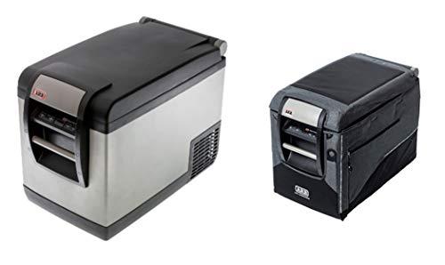 ARB Classic Series II Portable Fridge Freezer 50qt. w/Transit Bag Grey/Black