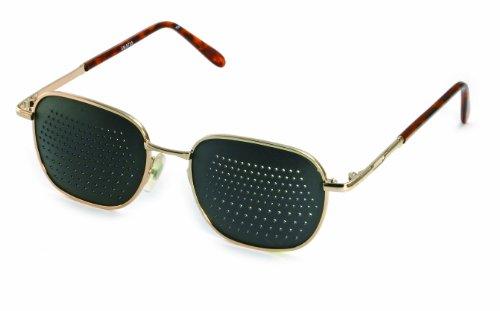 Lunettes à Grille métalliques 420-EGB - bifocales Grille - incl. Accessoire