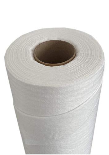 Textile non tissé de filtration et de drainage, 150g/m², 25 m x 1 m
