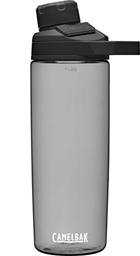 CamelBak Chute Mag Water Bottle, 0.6L, Charcoal