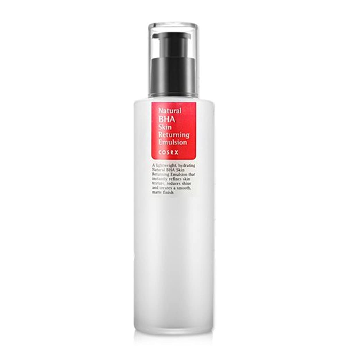 そのようなフィッティング運動COSRX Natural BHA Skin Returning Emulsion 100ml/K-Beauty/Korea Cosmetics