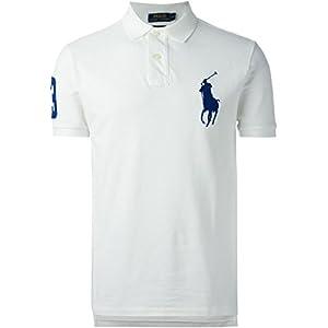 Polo Ralph Lauren 710655399001 Polo Hombre Azul L: Amazon.es: Ropa ...