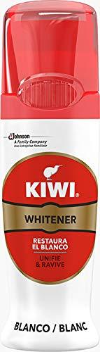 KIWI - Autoaplicador Sport Blanqueante Whitener Para Calzado Y Zapatillas - 6 x 75 ml (Total: 450 ml)