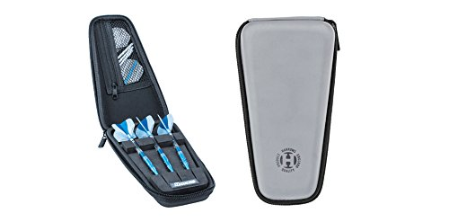 PerfectDarts HARROWS ACE Silver Grey Darts CASE