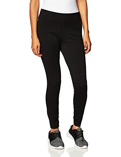 Danskin Women's Essentials Ankle Legging, Black, Large