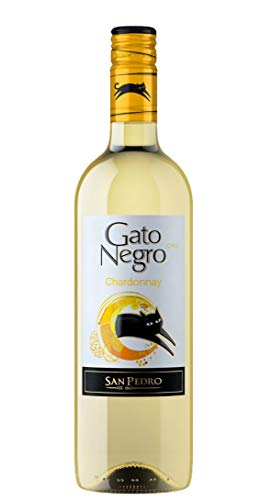 Vinho Branco Chardonnay, Gato Negro 750ml