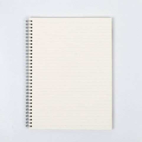 para portátiles SyHard la Cubierta del Punto Notebook Vendaje semanal planificador de la Agenda Agenda Escolar Material Revistas Cuaderno de bocetos, Tamaño: A5 (14.8x21.3CM) (Square)