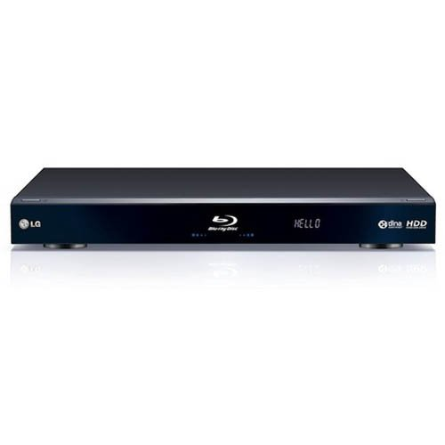 Buy LG BD590 250 GB HD Network Blu-ray Disc Player