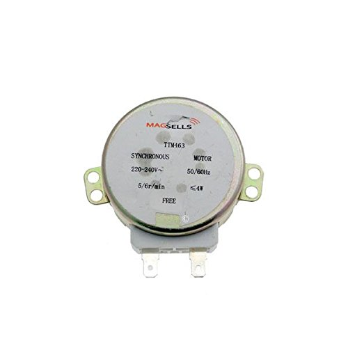 Drehteller-Motor für Mikrowelle bauknecht emccd3622bl max25rdg AT315 Mikrowelle
