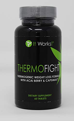 It Works Ultimate Thermofight Weight Loss Formula