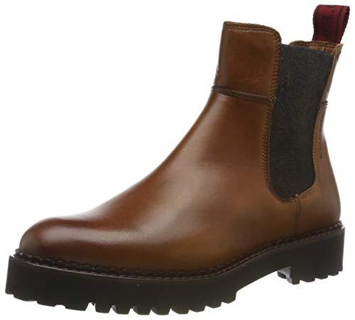 Marc O'Polo Damen Chelsea Boots, Braun (Cognac 720), 37 EU (4 UK)