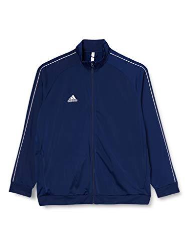 adidas Core18 PES Jkt Chaqueta, Hombre, Azul (Dark Blue/White), L