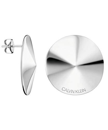Calvin Klein - Pendientes colgantes - acero inoxidable acero inoxidable 7612635127484