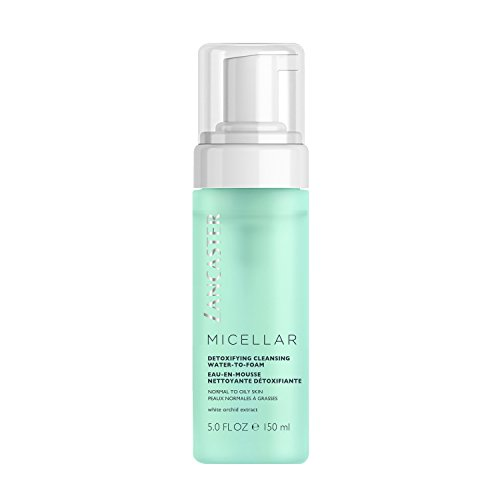 Lancaster Micellar Detoxifying Cleansing Water-to-Foam - Reinigungspflege, 150 ml