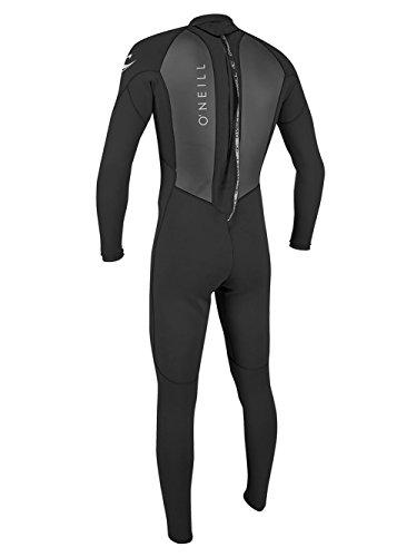 O'Neill Men's Reactor-2 3/2mm Back Zip Full Wetsuit