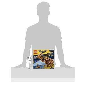 Amazon.co.jp - レゴ バットマン クレイフェイスのスプラット・アタック 70904