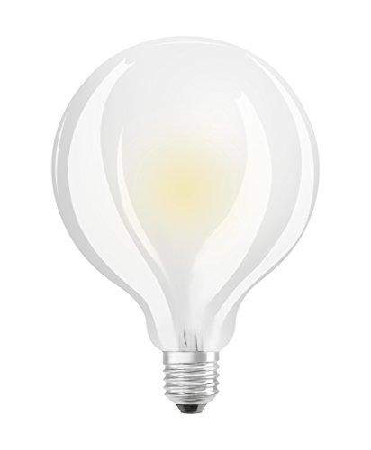 Preisvergleich Produktbild Osram LED Star Classic Globe Lampe,  in Ballform mit E27-Sockel,  nicht dimmbar,  Ersetzt 100 Watt,  Matt,  Warmweiß - 2700 Kelvin,  1er-Pack