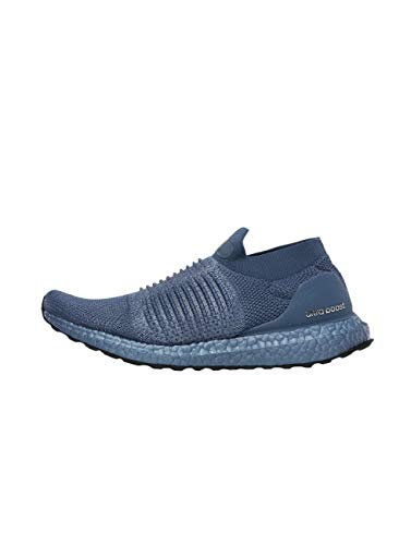 Price comparison product image adidas - Ultraboost Laceless - AC8193 - Color: Graphite - Size: 6.5