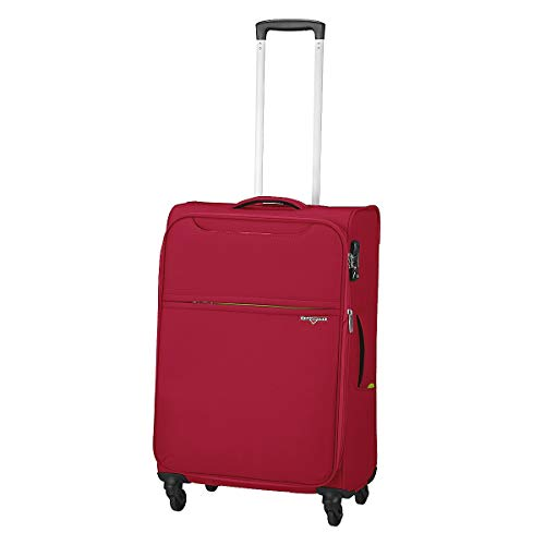 Hardware XLight 4ruote Trolley M 69cm, Rosso