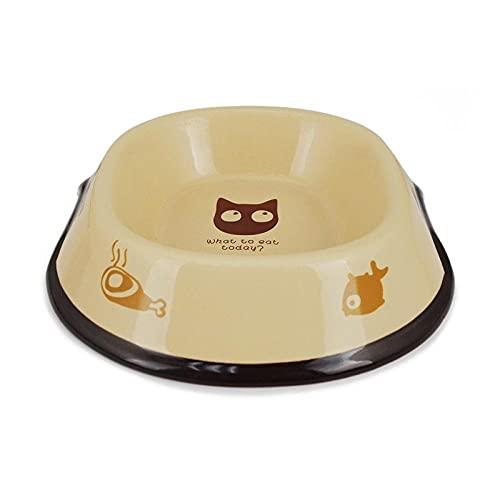Cuenco De Cerámica Antivuelco para Gatos Cuenco para Perros Cuenco De Comida para Gatos Cuenco De Comida para Gatos Cuenco De Agua Suministros para Mascotas Vajilla para Gatos