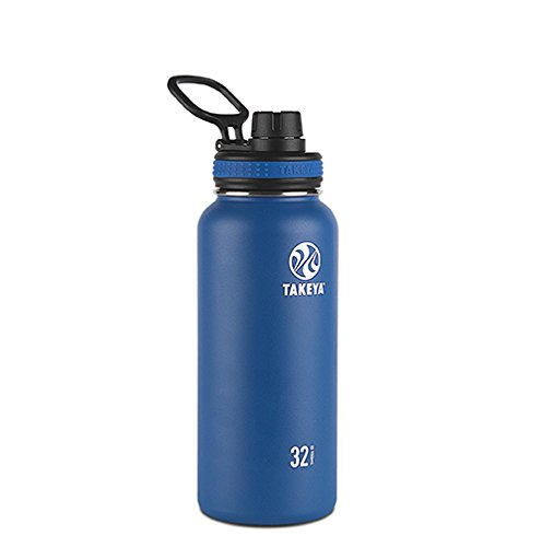 Our #2 Pick is the Takeya Originals Vacuum-Insulated Stainless Steel Water Bottle