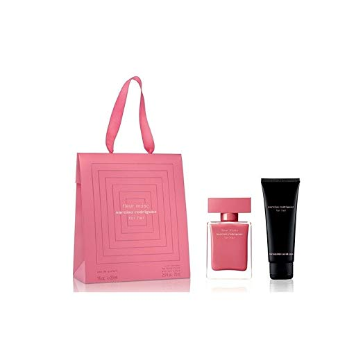 NARCISO RODRIGUEZ FLEUR DE MUSC EDP 30 ML + BODY LOTION 75ML SET REGALO