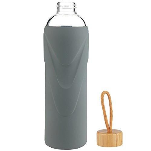 FCSDETAIL Glas-Trinkflaschen