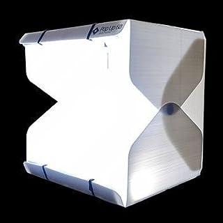 Pop Up 60 - Mini estúdio fotográfico, com iluminação LED e fundo infinito de 60x60x60cm