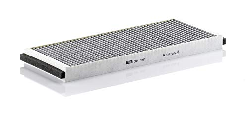 MANN-FILTER CUK 3955 Habitáculo, Filtro antipolen con carbón Activo, para automóviles