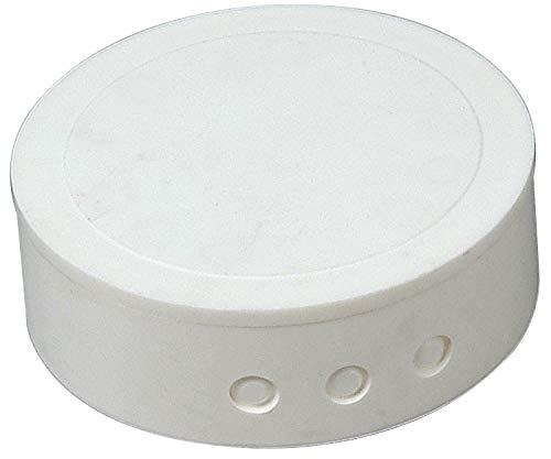 Kopp 341817082 Kunststoff-Abzeig-Baldachin, weiß