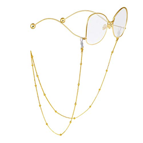 Why Choose Ikevan Fashion Sunglasses Eyeglass Chain Neck Strap Safety Reading Glass Retainer Holder ...