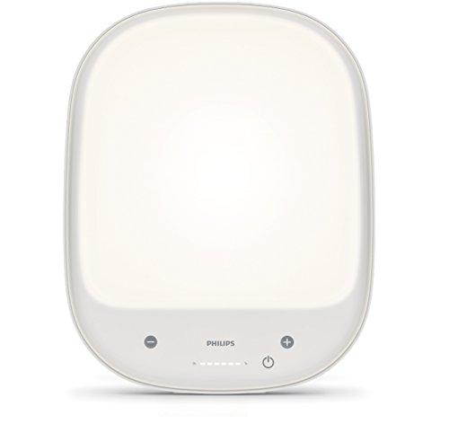Philips HF3419/01 EnergyUp (natürliches weißes Licht, Tageslicht, bis 10.000 Lux, Dimmer)