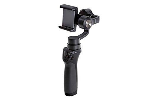 DJI - Osmo Mobile Nacelle Portable Pour Smartphones | Technologie Bluetooth | Mouvements Stables | Design Élégant | Léger | Batterie Longue Durée | Idéal pour iPhone | Accessoires Smartphone