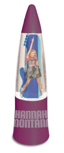 Hannah Montana la mini scène rock glitter lampe