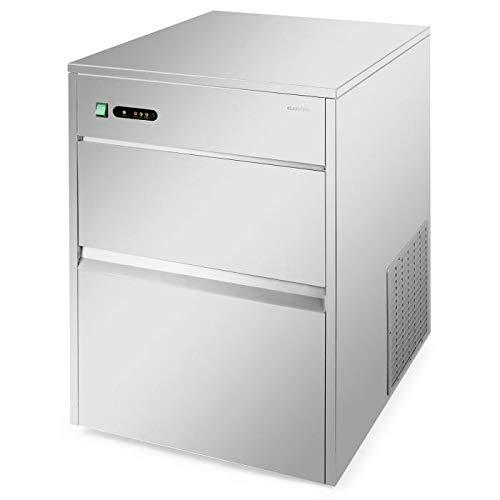 Klarstein Powericer Premium Edition XXXL - Maquina de hielo industrial, Fabricadora de cubitos,...