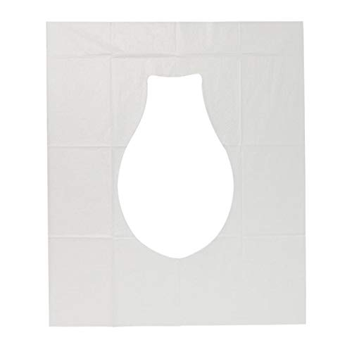 ProPlus toiletbril 6 stuks wit